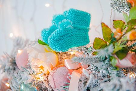 Ajunul Anului Nou, anul nou, bile de Craciun, jucării de brad de Craciun, minge de ajunul Anului Nou, pomul de Crăciun, Ornament