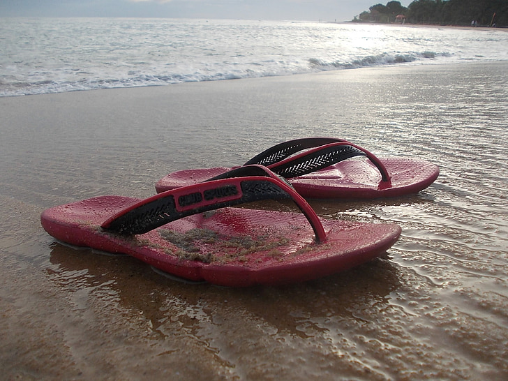 Sleeper, stranden, havet, vacker strand, sand beach, Ocean, soluppgång