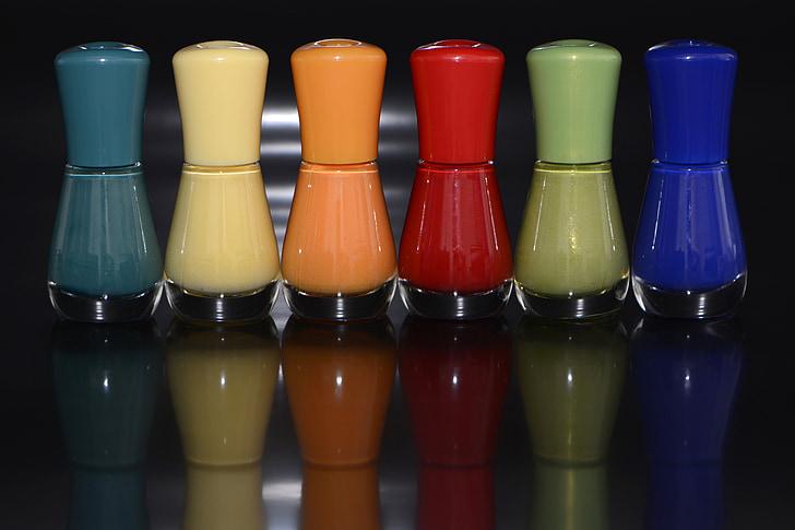vernís d'ungles, color, pintura, ungles, dit del peu ungles, cosmètica, disseny d'ungles