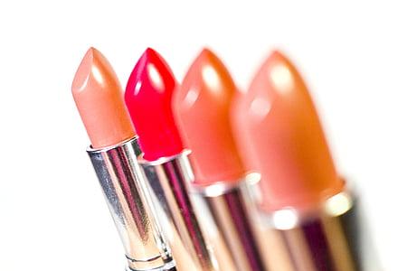 llapis de llavis, cosmètica, cara, bellesa, maquillatge, Rosa, moda