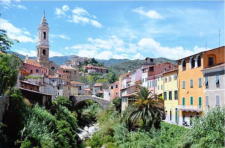 italy, city, historical
