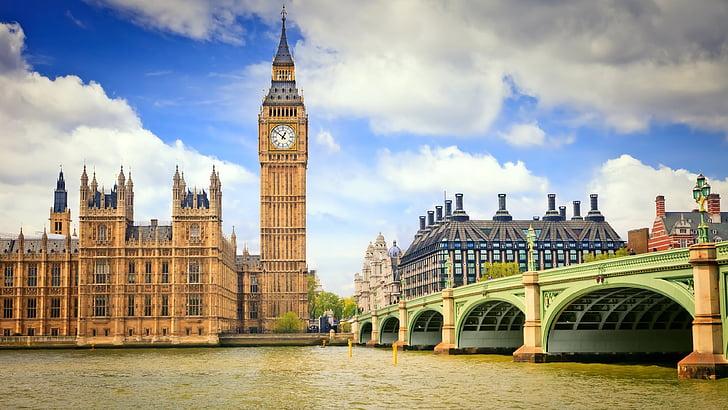 Britannian, Big ben, Capitol