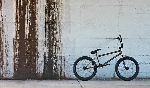BMX, velosipēdi, metāls, riepa, uzlīmes, velosipēdu, Extreme