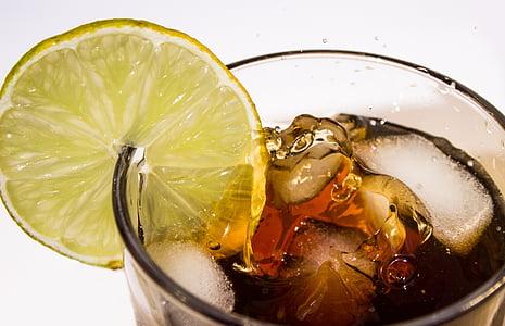 コーラ, ドリンク, レモネード, コークス, おいしい, コカ ・ コーラ, ソフトド リンク