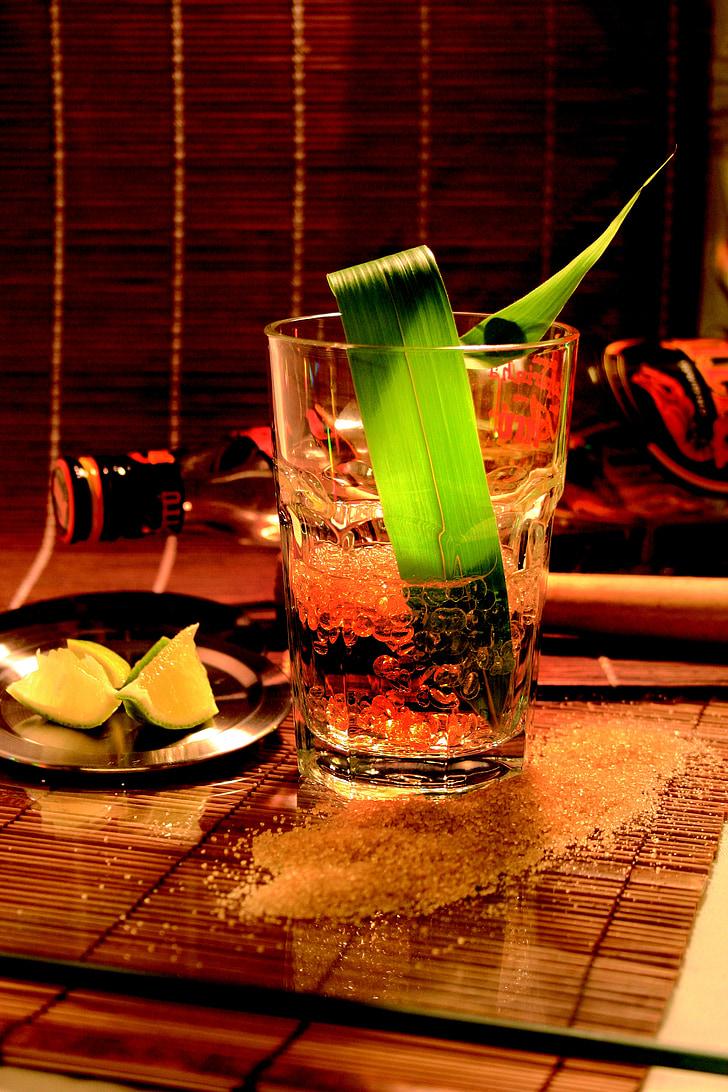 rumm, Baar, viski klaas, klaas, jook, wiskeyglas, alkoholi