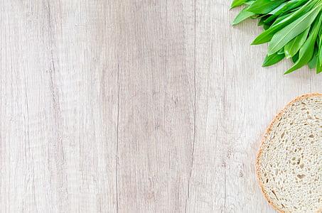 dřevo, tabulka, snídaně, oběd, večeře, zdraví, Příroda