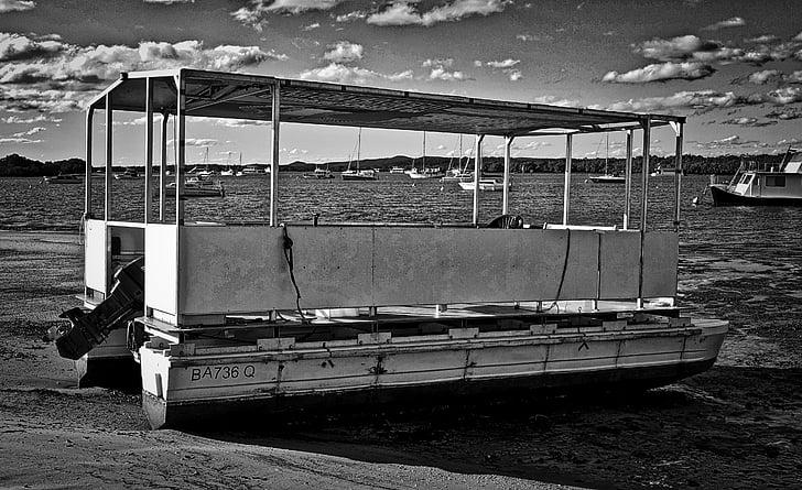 casa flotant, oci, Artesania, vaixell, passejades amb vaixell, plaer