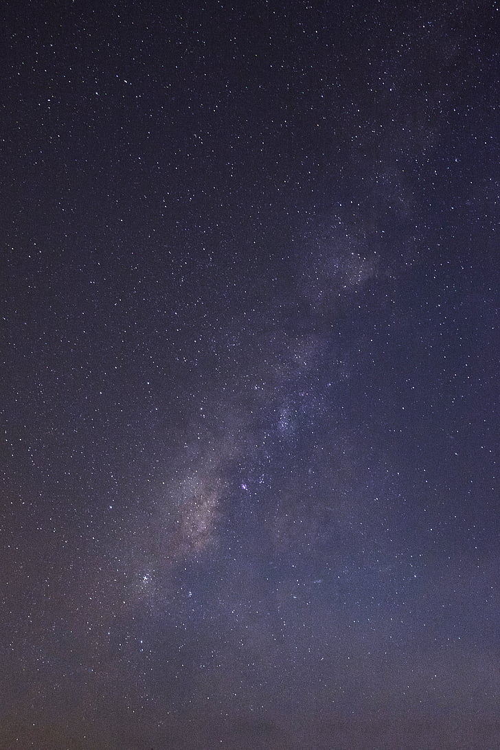 Milkyway, Galaxia, cielo, espacio, estrella, estrellas, Body