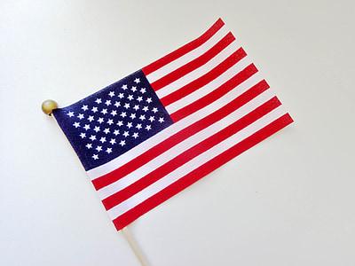 Bandera, Bandera d'EEUU, ens bandera, EUA, bandera americana, independència, democràcia