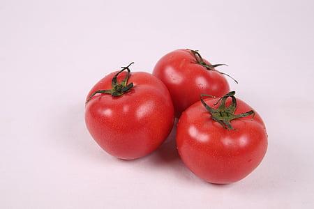 tomaat, rood, fruit, plantaardige, verse tomaten, gezondheid, voedsel