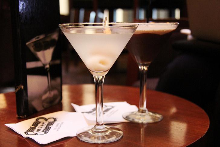 Martini, Baar, Litši, šokolaadi, alkoholi, likööri, Happy HOURI