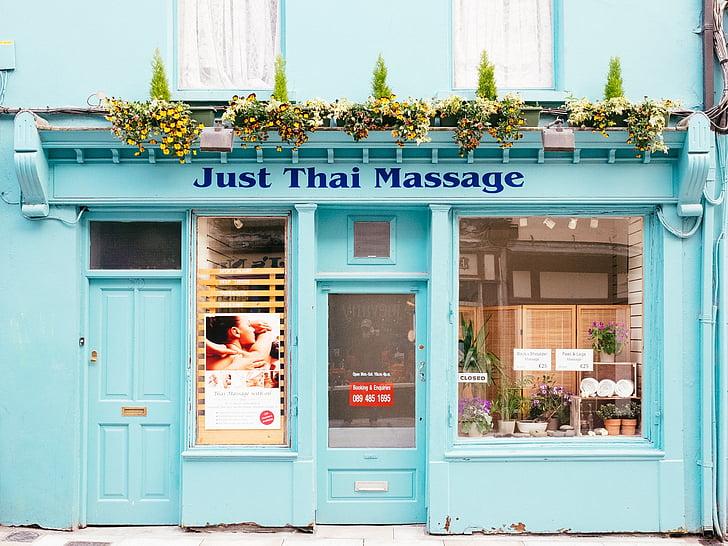 massatge tailandès, massatge, benestar, se n'anirà, resta, descans, viatges