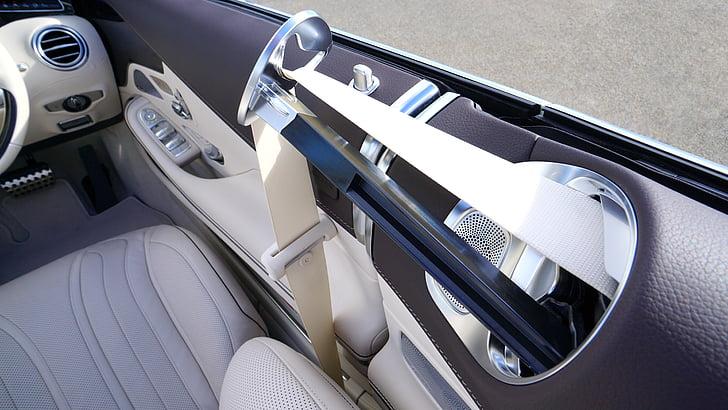 自動車, 自動車, 車, 車のインテリア, 高級, 座席, シートベルト