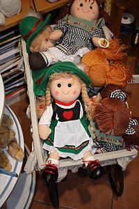Füssen, Ostallgäu, Németország, Allgäu, ajándékbolt