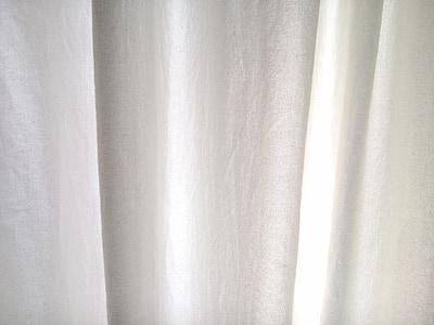 tkanina, zavjese, muhe, područje crtanja, pozadina, materijal, list