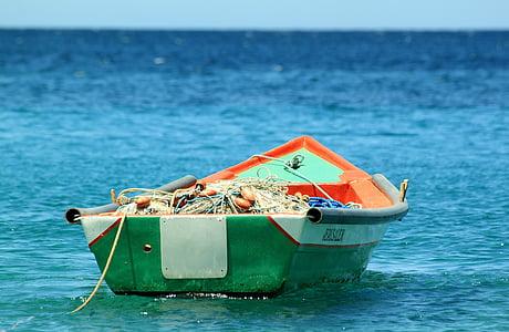 vaixell, pesca, tròpic, oceà, Mar, vaixell nàutica, l'estiu