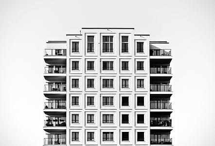 architecture, skyscraper, glass facades, modern, facade, building, düsseldorf