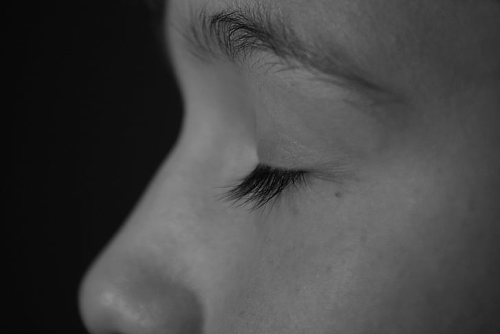con người, nồng độ, khuôn mặt, trẻ