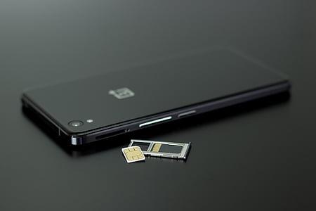 androide, Telèfon d'Android, comunicació, targeta de memòria, Microordinador simcard, oneplus, oneplusone smartphone