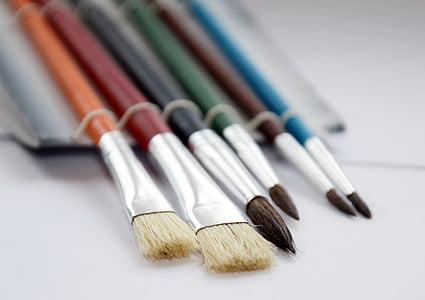 harja, joonistus, akvarell, komplekt, Art, muudatuse, No inimesed