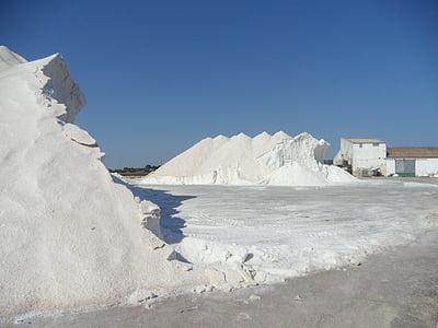 soola, salzberg, soola mägi, valge, soola pannid, meresoola, tööstus