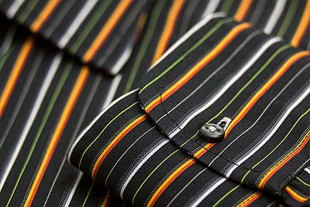 men's shirt, shirt, attire, clothing, smart, apparel, cuff