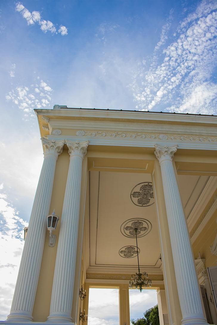 bang pa-in palace, royal waro pi language, building