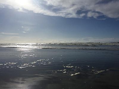 Beach, Ocean, Vaikse ookeani, rannikul, vee, loodus