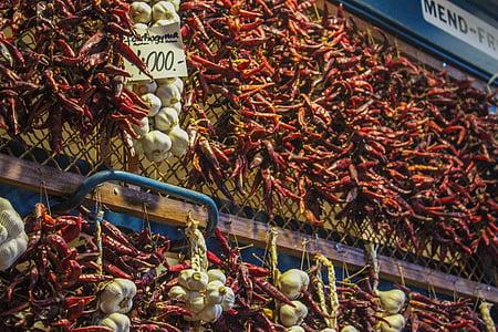 Xile, All, mercat, Hongria, Budapest, menjar, agut