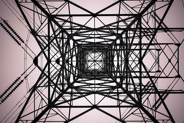 energije, prehod, zunanji, električne energije, prehod energije