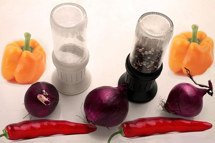 soola mill, Pipraveski, paprika, chili, köök, kokk, Sharp