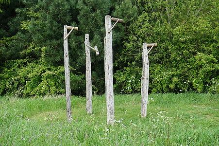 ศิลปะ, ไม้, ความคิดสร้างสรรค์, งานฝีมือ, ธรรมชาติ, กลางแจ้ง, อารมณ์ขัน