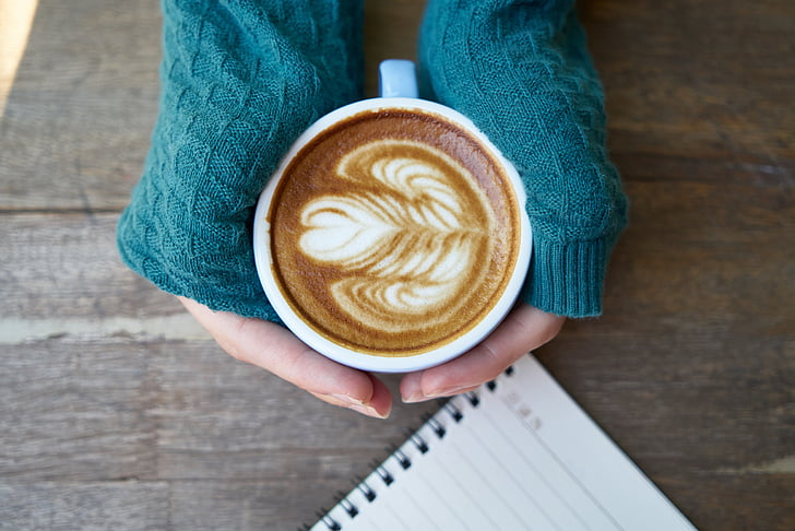 coffee, cafe, beverage, cup, coffee cup, caffeine, photo