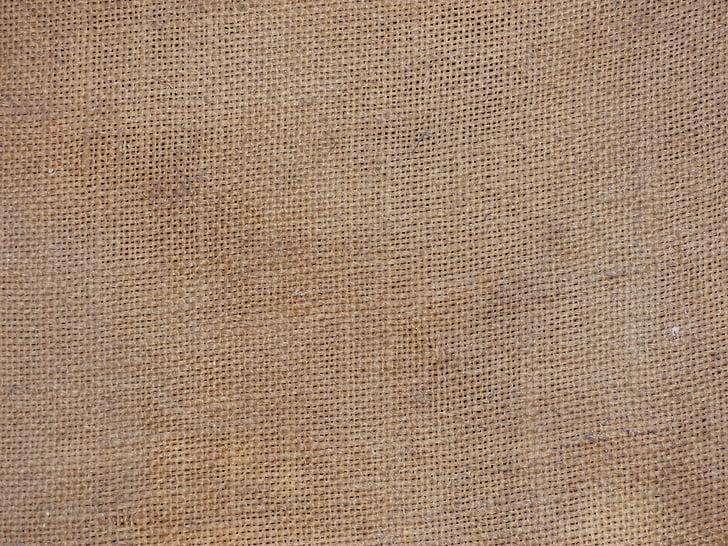 brezenta, maiss, tekstūra, fons, ar faktūru, austi, tekstila
