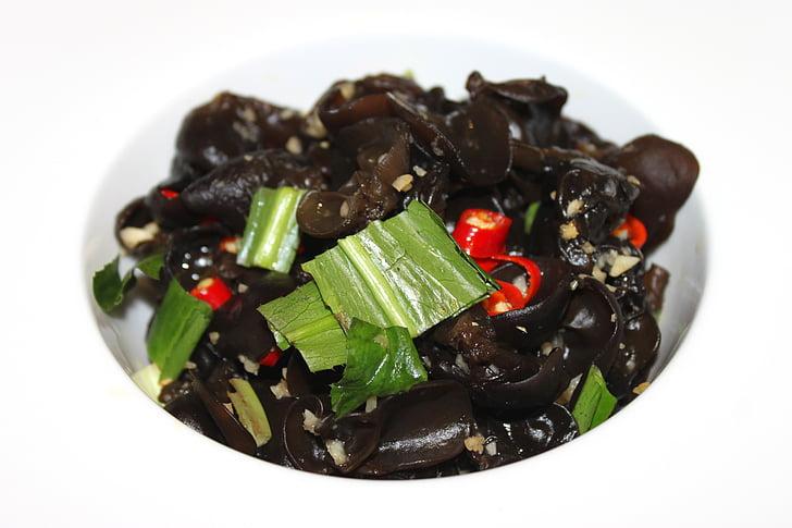 Dai maitsestatud salat seen, Dai maitse, seene salat