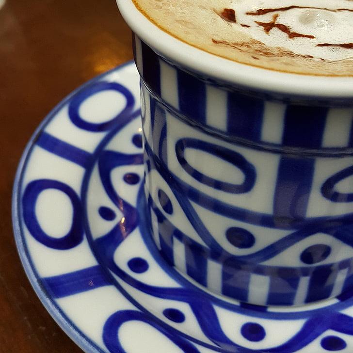 koffie, Beker, hete, drankje, cafeïne, Mok, drank