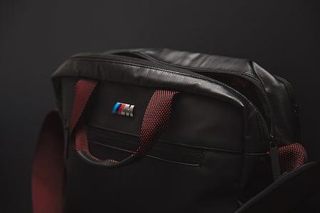 袋, 皮袋, 男士包, 男子, 棕色, 时尚, 风格