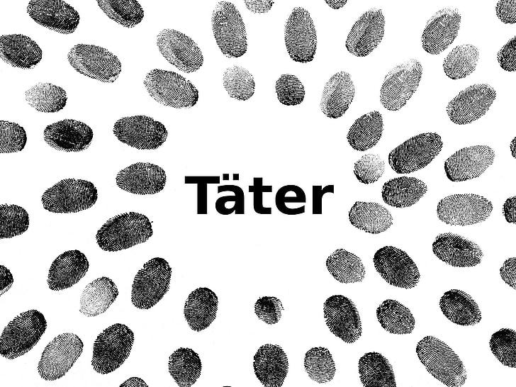 traces, fingerprints, crime scene, offender, police, investigation, manhunt