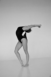 girl, gymnastics, sports, ballet, ballet Dancer, women, people