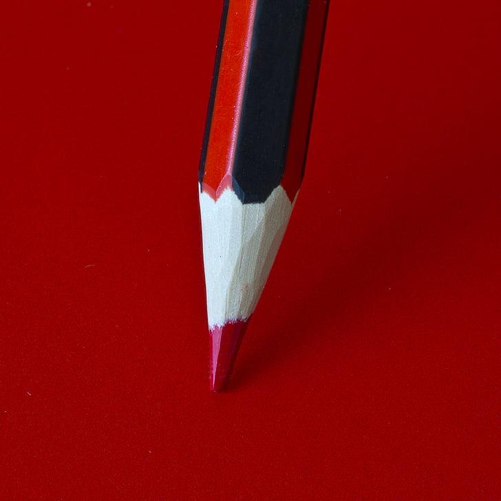 färg, färg penna, färg, färg penna, Crayon, ritning, Pencil