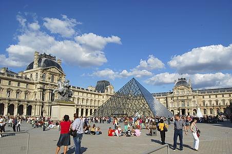 Prantsusmaa, Pariis, Louvre