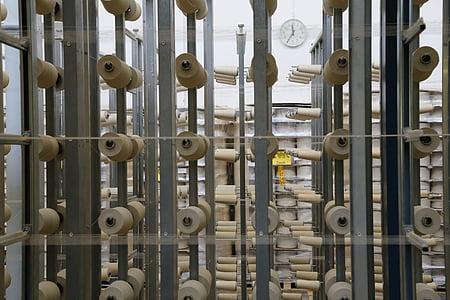 tkanja, Tekstil, tkanina, područje crtanja, tvornica, industrija
