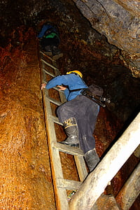 gruvdrift, Mine, turism i min, Holiday, Miner, guld, Potosi