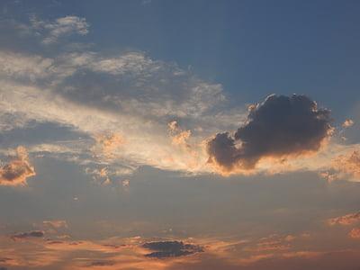 východ slunce, přírodní divadlo, obloha, začátek dne, odpočinek, začátek dne, za úsvitu