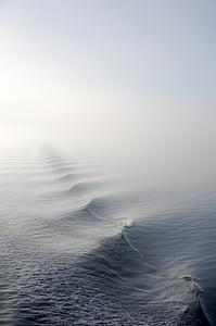 boira, boira, natura, oceà, Mar, l'aigua, ona