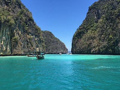 Tailàndia, platja, l'aigua, Mar