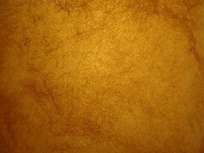 พื้นหลัง, ทอง, โกลเด้น, สีเหลือง, พื้นหลัง, พื้นผิว, สีทอง
