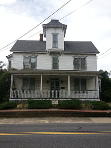 old, haunted, house, halloween, scary, ghost, creepy