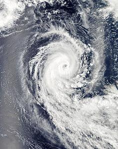 Huracà benilde, tempesta d'hivern, núvols, cicló tropical, Tornado, cicló, tifó
