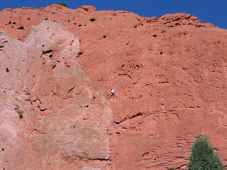 escalador, roques, Parc, extrem, aventura, muntanya, l'aire lliure